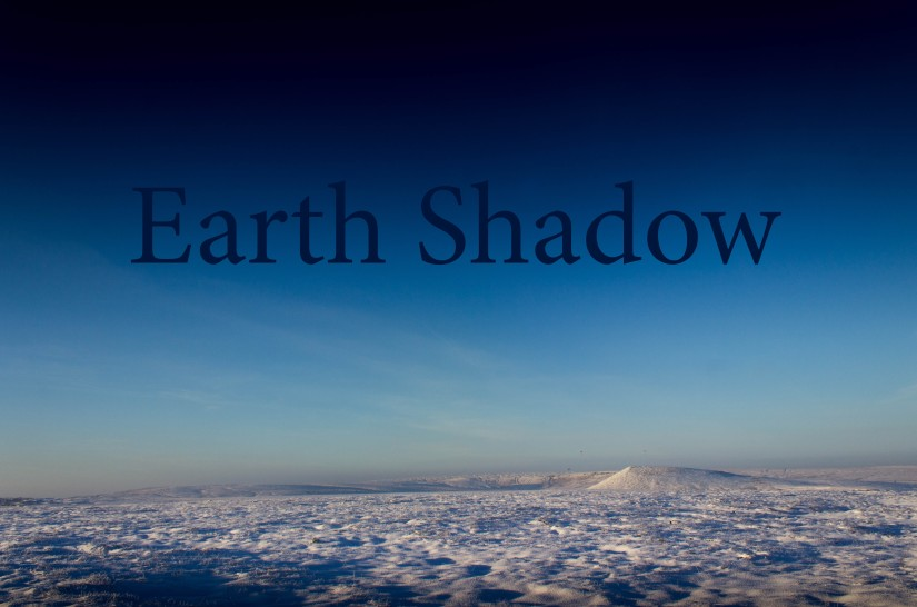 earth shadow