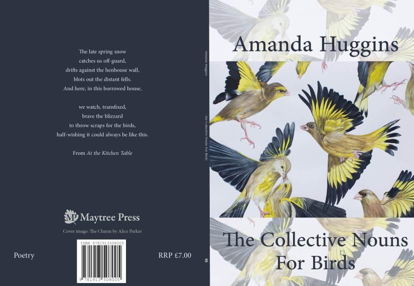 Amanda Huggins Cover